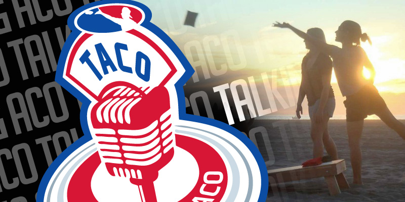 The TACO Episode 74: You Stay Classy, San Diego! with CO William Howell