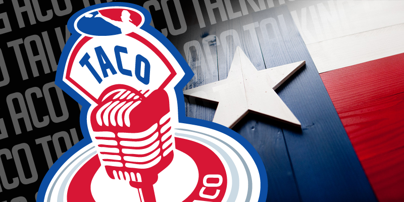 The TACO Episode 70: Texas Hold and Toss Em with New CO Brian Frye