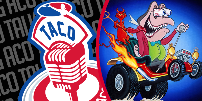 The TACO Episode 92: Lake Charles to Peachtree City – Mr Geers' Wild Ride