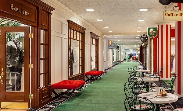 The Greenbrier Hotel & Resort