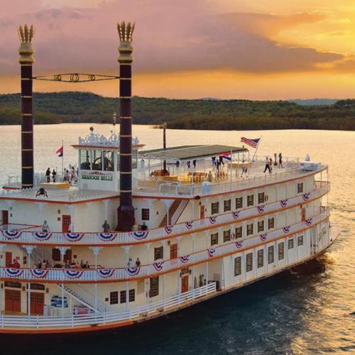 riverboat-sunset